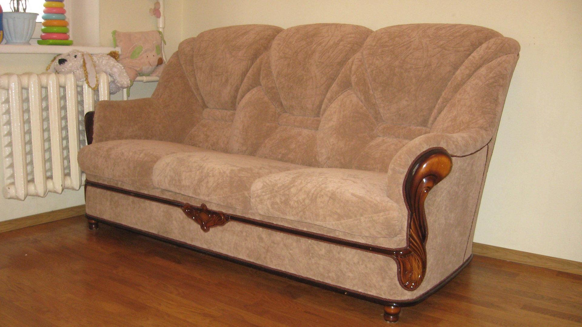 купить бу диван на авито