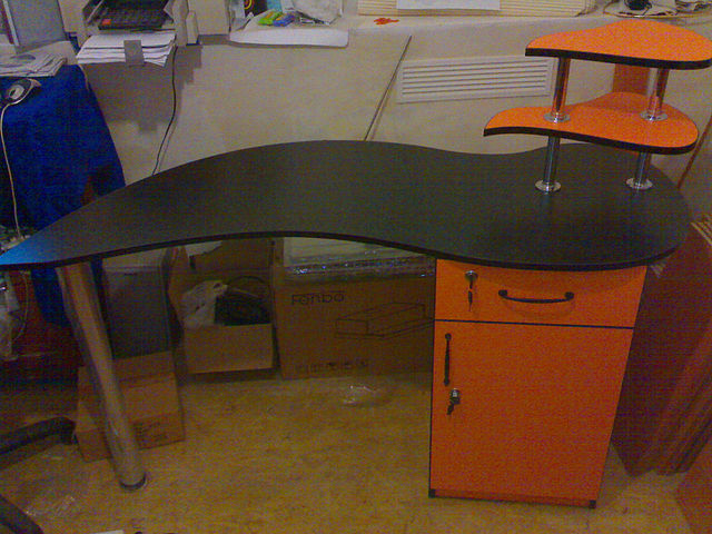 Как сделать стол в б