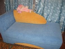 Детский диван в хорошем состоянии