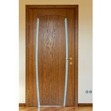 Межкомнатные двери из массива сосны — купить в Москве