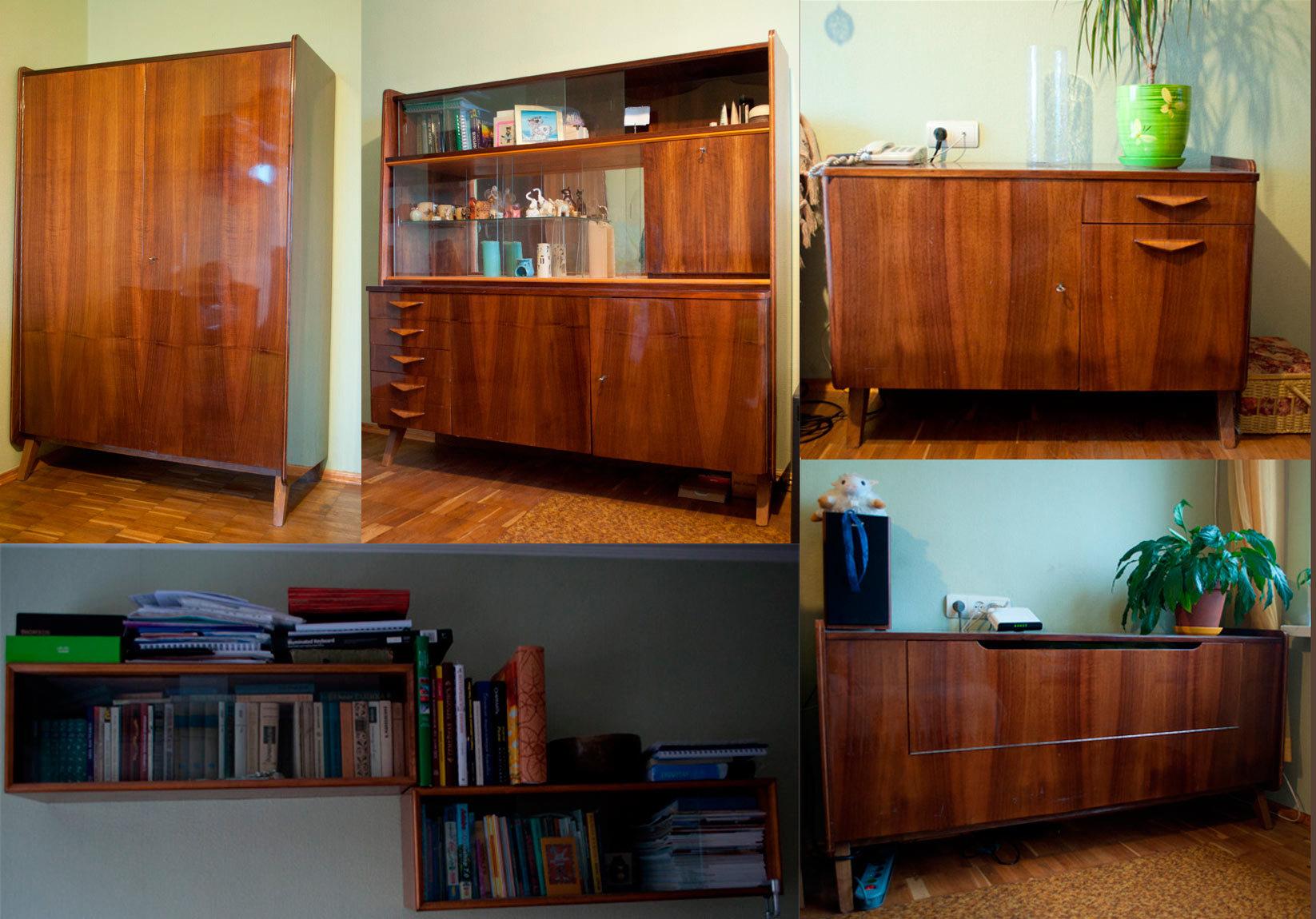 Мебель Для Гостиной Чехия Москва