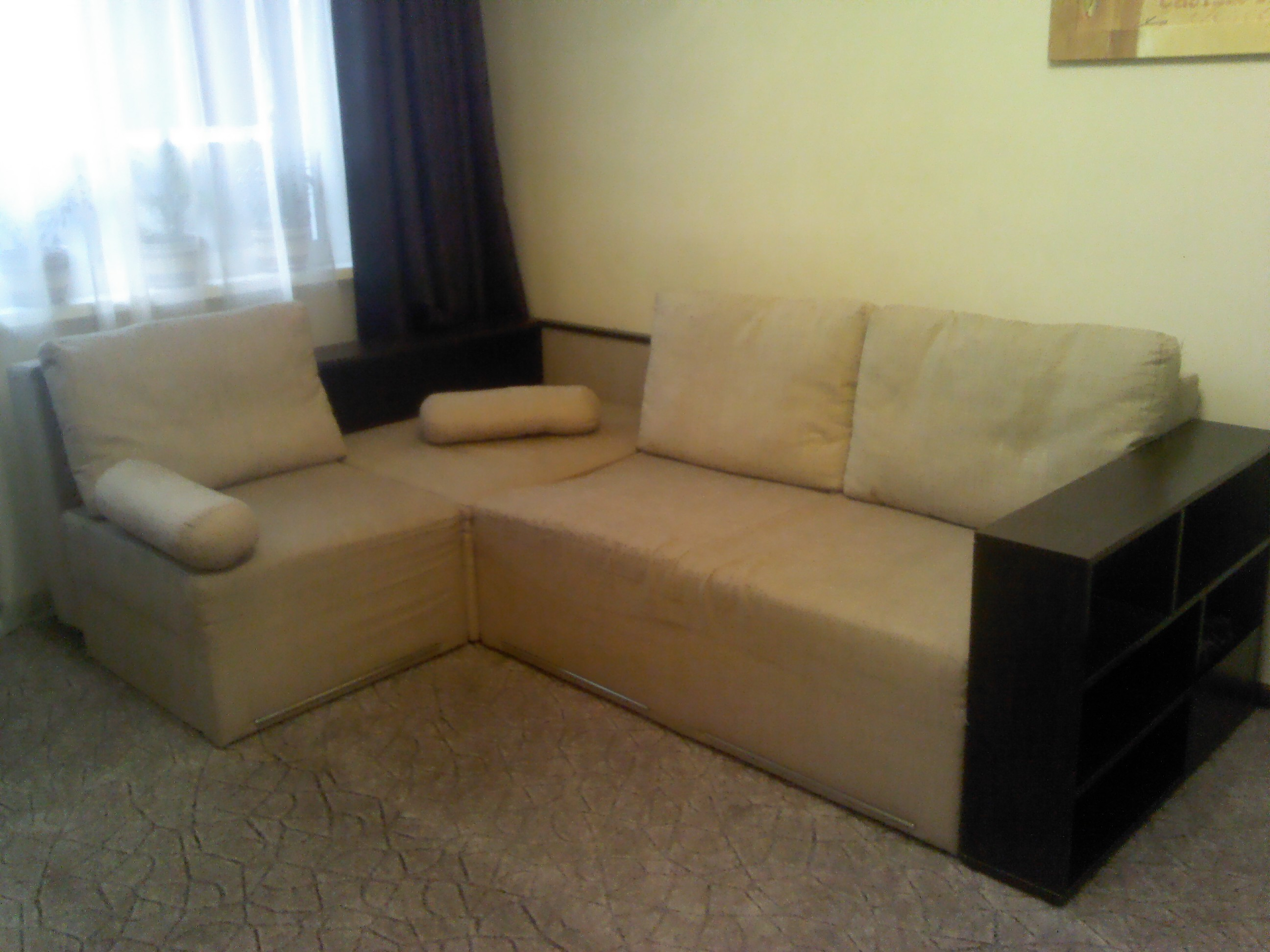 Шкаф бу и диван