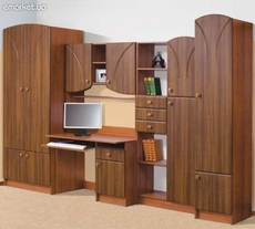 Шкафы от стенки Румба и детская кровать.