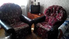 Стенка, кресла