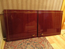 Продам мебельные деревянные фасады б/у