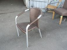 Продам кресла ротанг б/у в ресторан