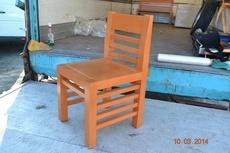 Продам деревянные стулья б/у в ресторан