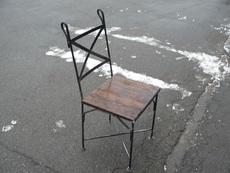 Продам стулья б/у кованные для ресторана