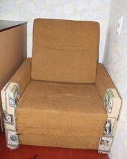 Кресло раскладное - 600грн.