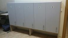 Мебель для раздевалки