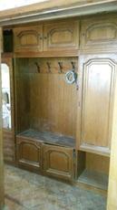 Шкаф +2 тумбы