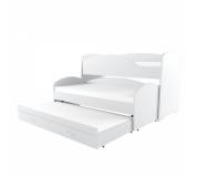Кровать детская 3-ярусная выкатная БРВ Фламинго