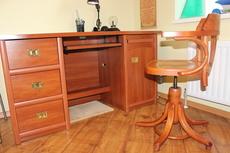 Продам письменный (компьютерный) стол.