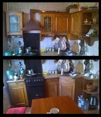 Продам кухонную мебель (кухня стенка)