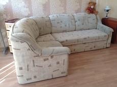 Продам раздвижной угловой диван
