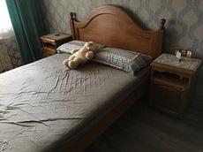 Продам кровать с дуба