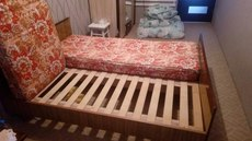 Двоспальне ліжко + матраси