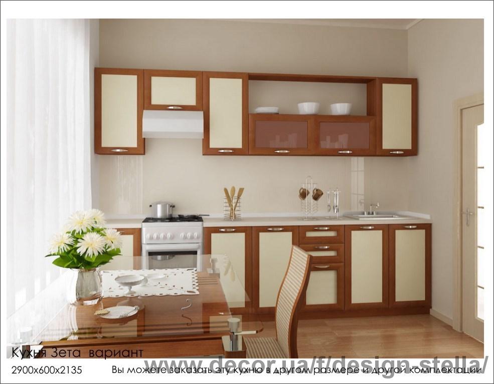 727dfb5eb918 Кухня Зета от Дизайн-Стелла, Киев