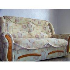 Продам б/у диван (розкладной) и розкладное кресло (2500грн)